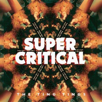 The Ting Tings - Super Critical - + Bonus