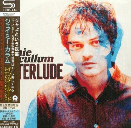 Jamie Cullum - Interlude (Deluxe Edition, CD + DVD)