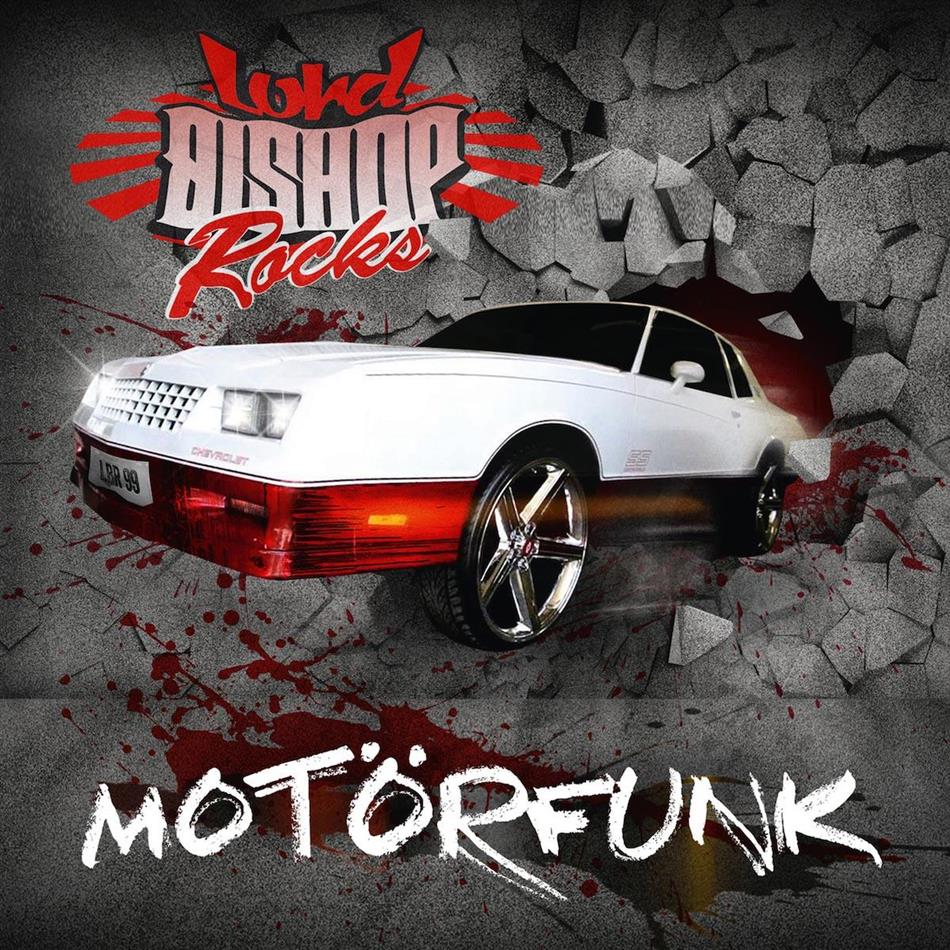 Lord Bishop Rocks - Motoerfunk (Limited Edition, LP)