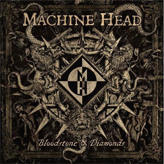 Machine Head - Bloodstone & Diamonds (2 LPs)