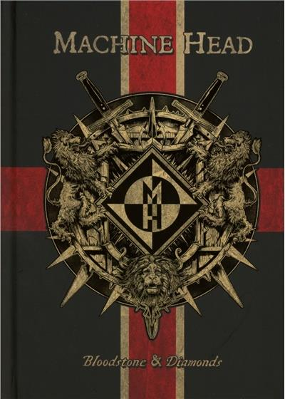Machine Head - Bloodstone & Diamonds - Deluxe Digibook