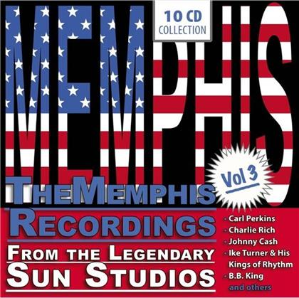 Memphis Recordings (10 CDs)