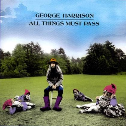 George Harrison - All Things Must Pass - + Bonus (Japan Edition, Remastered, 2 CDs)