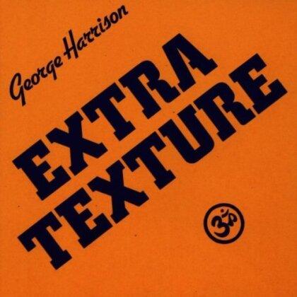 George Harrison - Extra Texture - + Bonus (Japan Edition, Remastered)