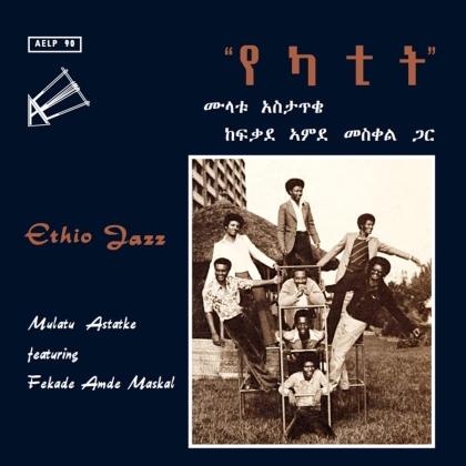 Mulatu Astatke - Ethio Jazz - Reissue (LP)