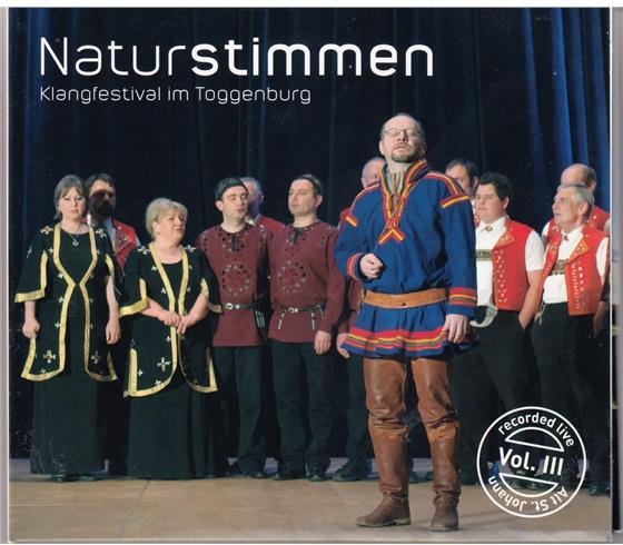 Naturstimmen Vol. III (2 CDs)