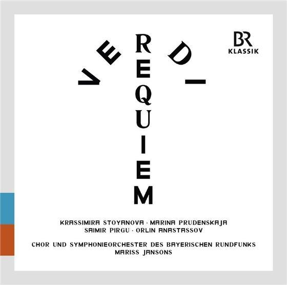 Giuseppe Verdi (1813-1901), Mariss Jansons, Krassimira Stoyanova, Marina Prudenskaya, Saimir Pirgu, … - Messa Da Requiem (Live 2013) (2 CDs)