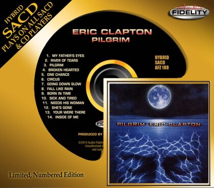 Eric Clapton - Pilgrim - Audio Fidelity (SACD)
