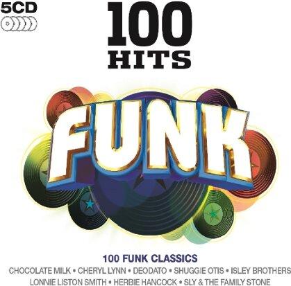 100 Hits - Funk (5 CDs)
