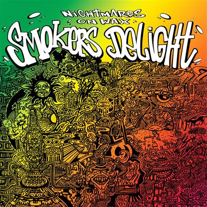 Nightmares On Wax - Smokers Delight (2 LPs + Digital Copy)