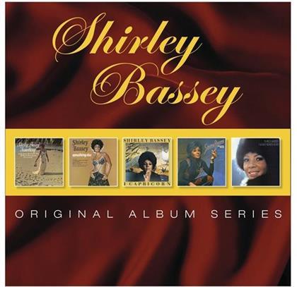 Shirley Bassey - Original Album Series (5 CDs)