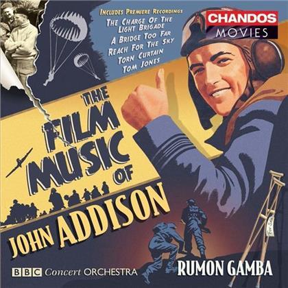 John Addison - The Filmmusic of John Addison - OST (CD)