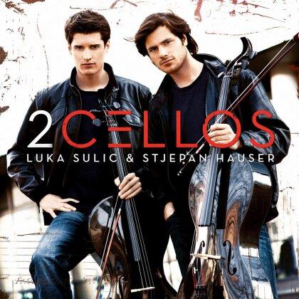 2Cellos (Sulic & Hauser) - --- - Music On Vinyl - Transparent Red Vinyl (Colored, LP)