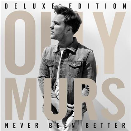 Olly Murs - Never Been Better (Deluxe Edition 17 Tracks)