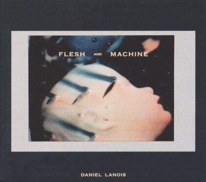 Daniel Lanois - Flesh & Machine (LP + CD)