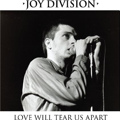 "Joy Division - Love Will Tear Us Apart - 7 Inch, Cleopatra Records (7"" Single)"