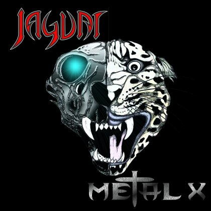 Jaguar - Metal X/Run Ragged (2 CDs)