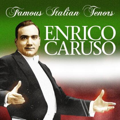 Enrico Caruso - Famous Italien Tenors (2 CDs)