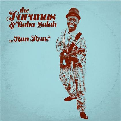 Faranas & Baba Salah - Run Run (LP + CD)