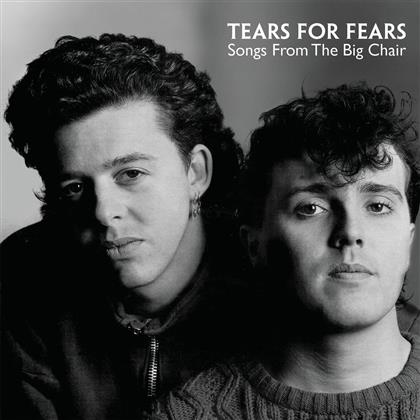 Tears For Fears - Songs From The Big Chair (Neuauflage)