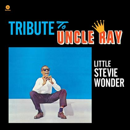 Stevie Wonder - Tribute To Uncle Ray - Wax Time (LP)