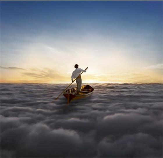Pink Floyd - Endless River (CD + Blu-ray)