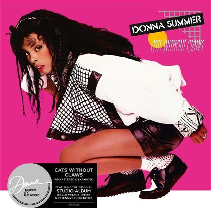 Donna Summer - Cats Without Claws (Expanded Edition, Remastered)
