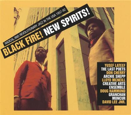 Soul Jazz Records Present - Black Fire!New Spirits! (3 LPs)