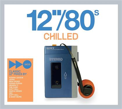 """12""""/80's Chilled (3 CDs)"""