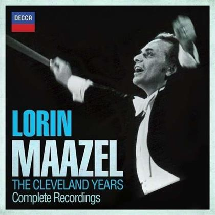 Lorin Maazel - Cleveland Years: Complete Recordings (19 CDs)