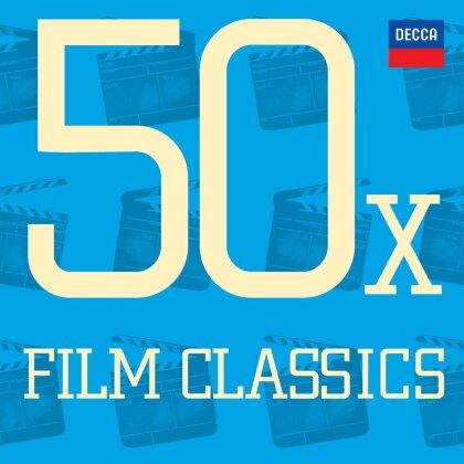 50 X Film Classics - 50 X Film Classics (3 CDs)