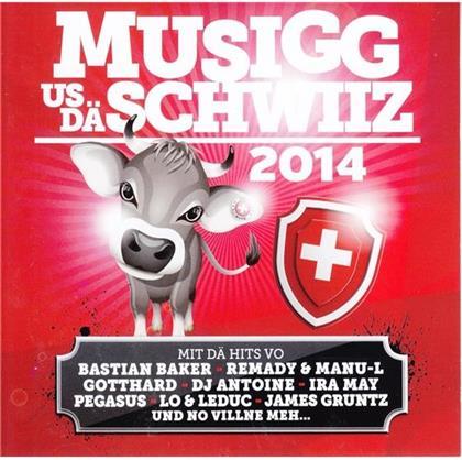 Musigg Us Dä Schwiiz 2014