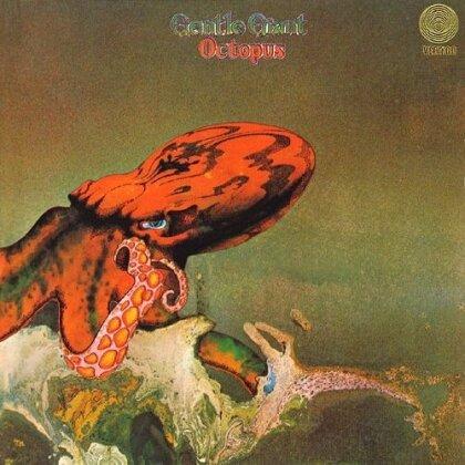 Gentle Giant - Octopus - Reissue (Japan Edition)