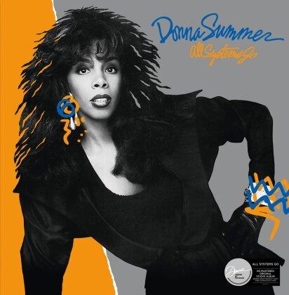Donna Summer - All Systems Go (LP + Digital Copy)