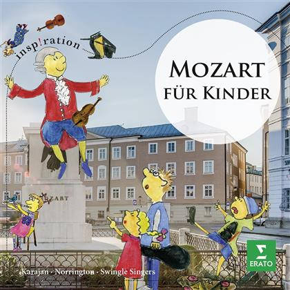 Herbert von Karajan & Sir Roger Norrington - Amadeus For Kids