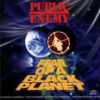 Public Enemy - Fear Of A Black Planet (Reissue, Japan Edition, Limited Edition, Remastered)