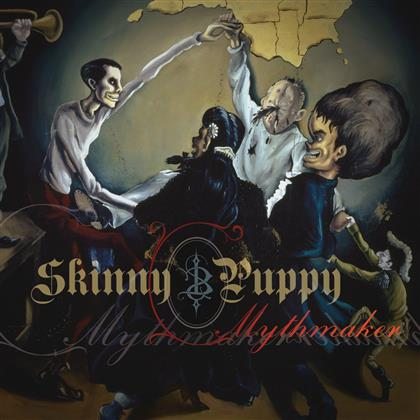 Skinny Puppy - Mythmaker (Digipack)