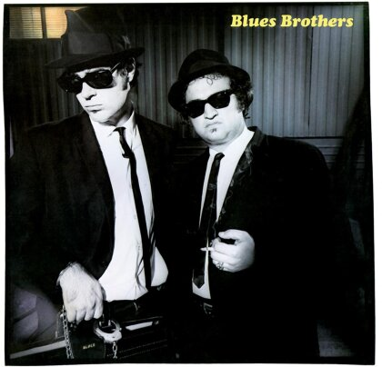 Blues Brothers - Briefcase Full Of Blues - Music On Vinyl (LP)