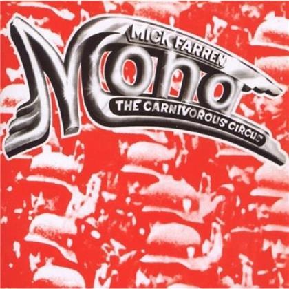 Mick Farren - Mona - Carnivorous Circus