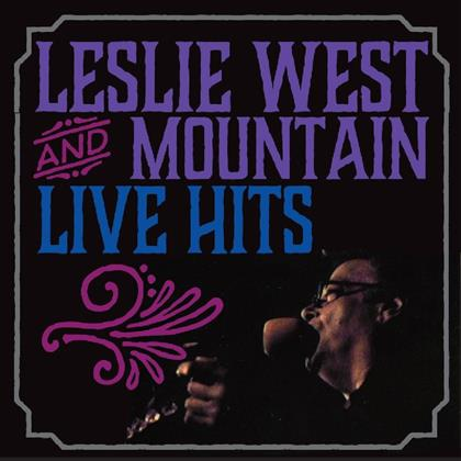 Leslie West & Mountain - Live Hits