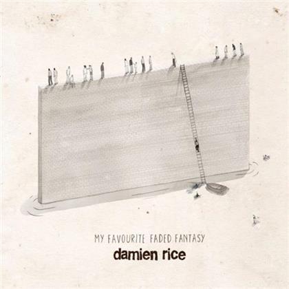 Damien Rice - My Favourite Faded Fantasy (2 LPs + Digital Copy)