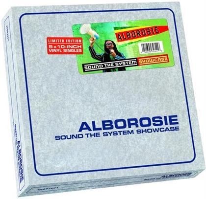 Alborosie - Sound The System Showcase - 5x 10 Inch Box (5 LPs)