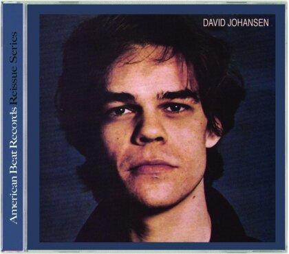 David Johansen - --- - Blue Vinyl (Colored, LP)