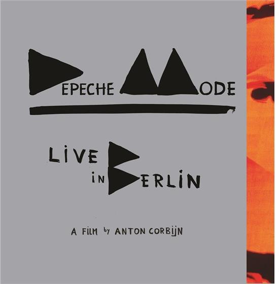 Depeche Mode - Live In Berlin (2 CDs + 2 DVDs + Blu-ray)