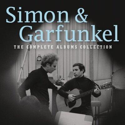 Simon & Garfunkel - Complete Album Collection (Remastered, 12 CDs)