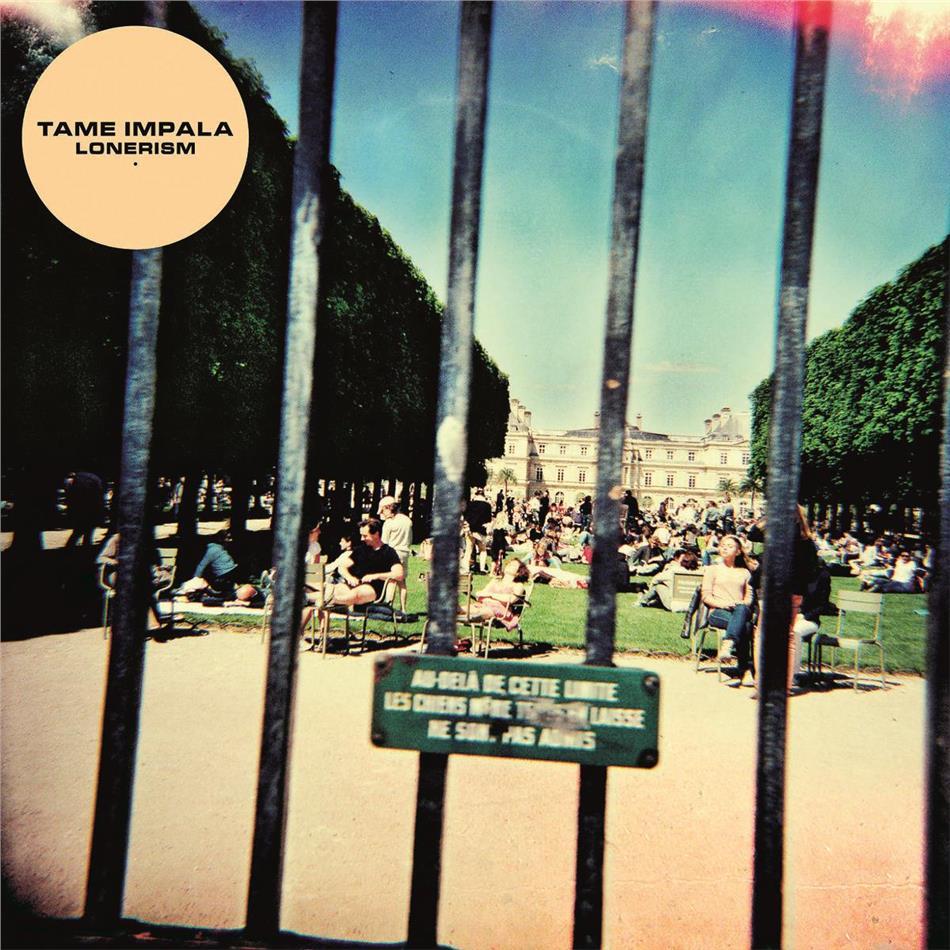 Tame Impala - Lonerism - Caroline Records (2 LPs)