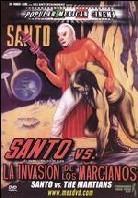 Santo vs la invasion de los marcianos (n/b, Edizione Speciale)