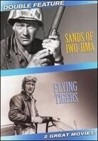 Flying tigers / Sands of Iwo Jima (2 DVDs)