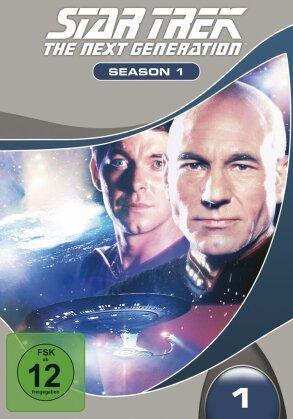 Star Trek - The Next Generation - Staffel 1 (7 DVDs)