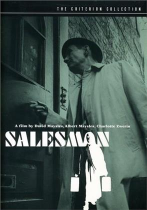 Salesman (1969) (s/w, Criterion Collection)